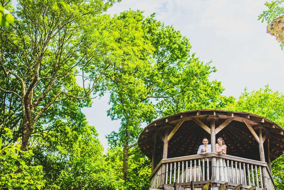 Hampshire Wedding Treehouse