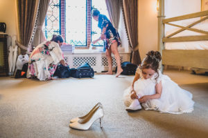 August Wedding at The Old Hall in Ely