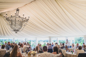 Wedding speeches at The Old Hall in Ely